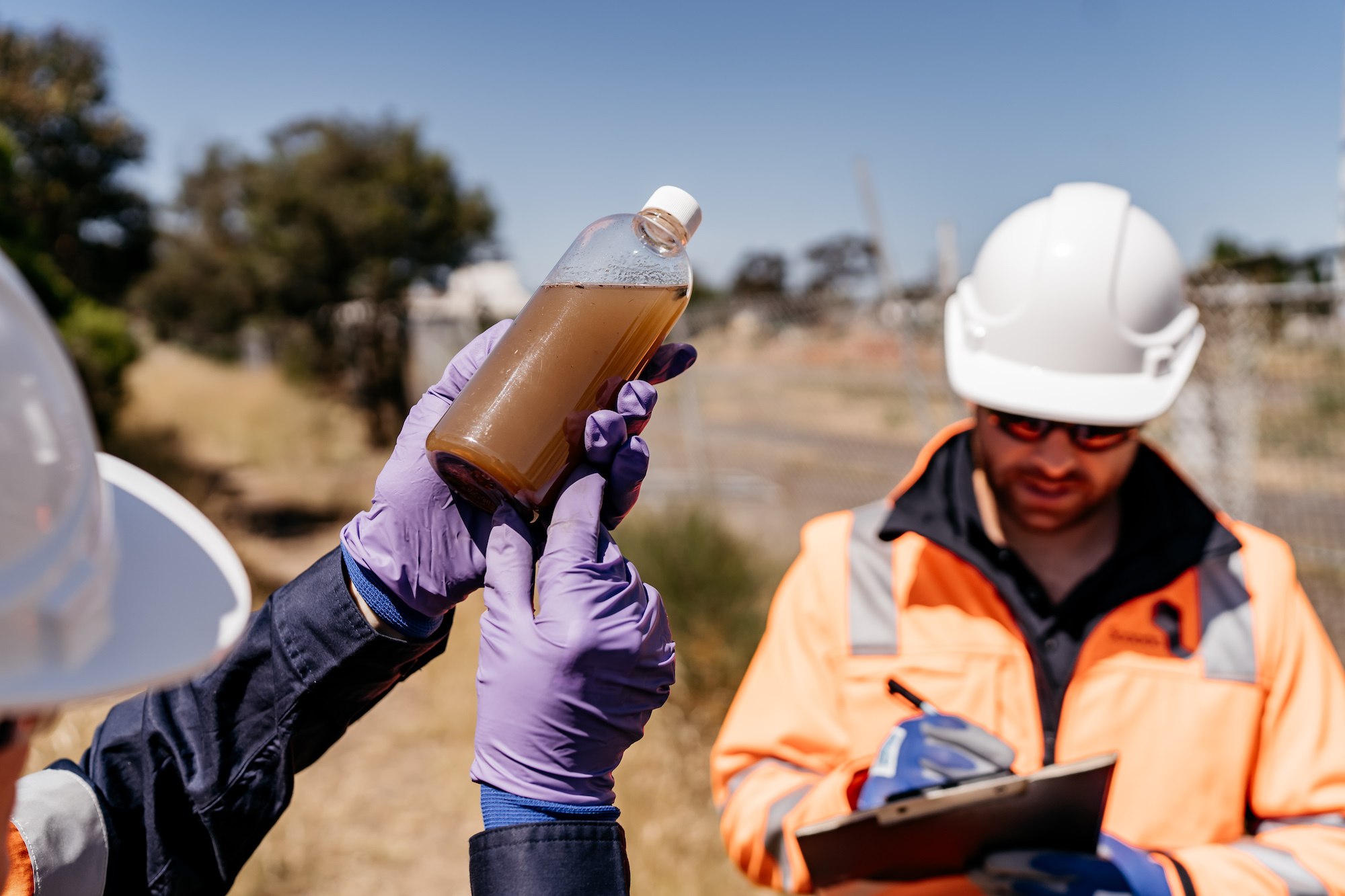 Waste & Hazard Management Plans - Scaada