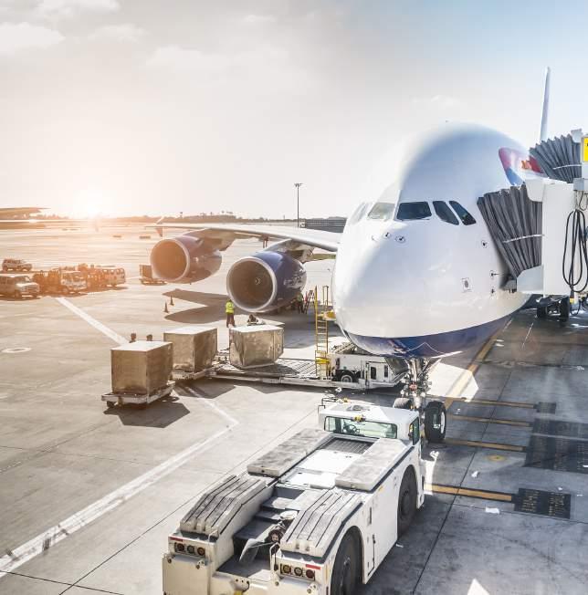Environmental Services to Aviation Sector - Scaada