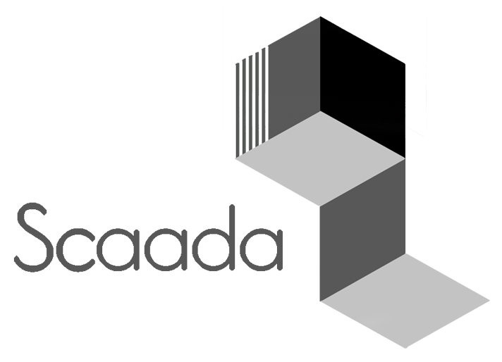 Scaada logo website